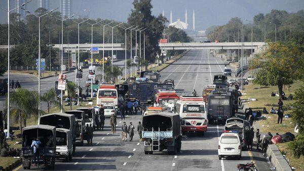 Proteste a Islamabad - Sputnik Italia