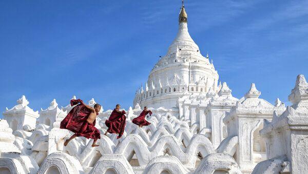 La foto del fotografo birmano Zay Yar Lin, Better Photography Magazine Photo 2020 - Sputnik Italia