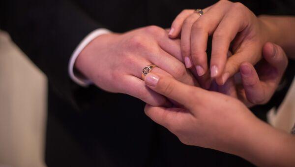 Matrimonio - Sputnik Italia