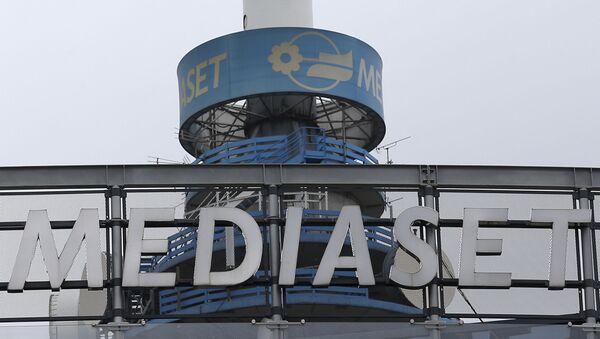 Mediaset TV, Cologno Monzese - Sputnik Italia