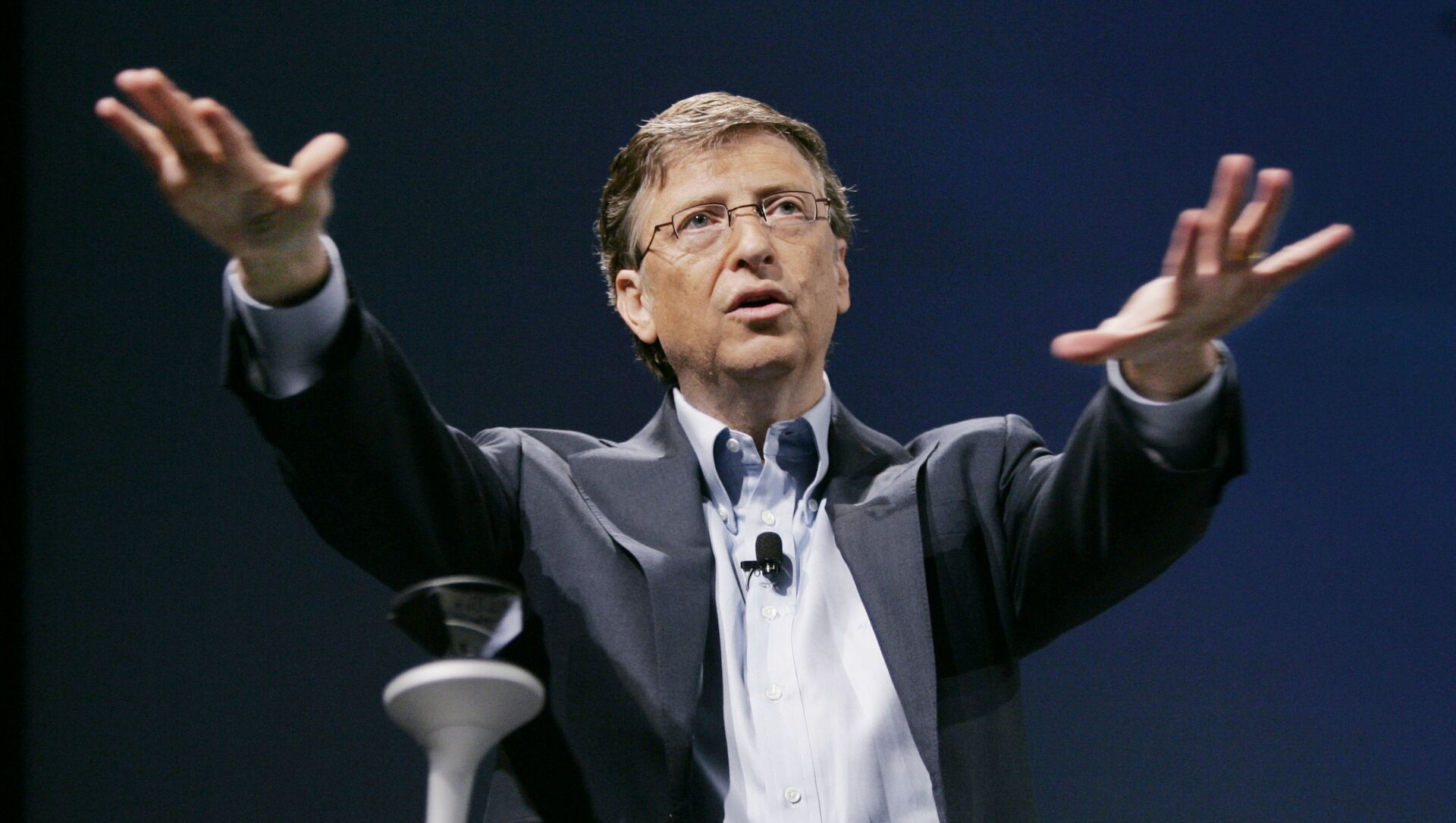 Bill Gates, fundador de Microsoft - Sputnik Italia, 1920, 21.03.2021