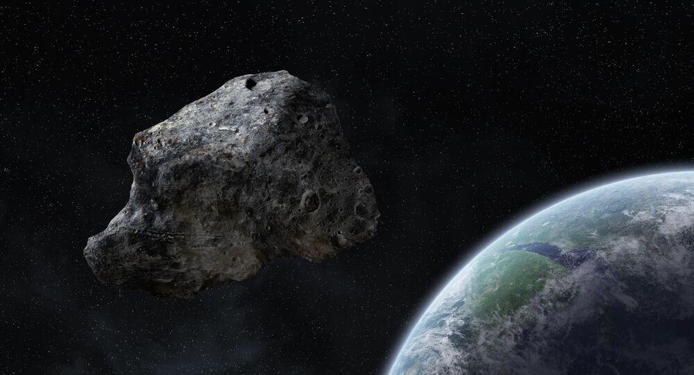 Terra sfiorata a distanza minima da record da un pericoloso asteroide