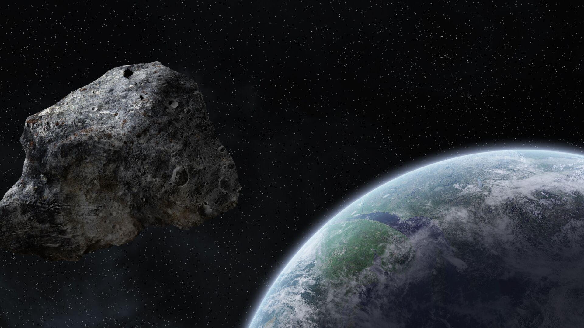 Terra sfiorata a distanza minima da record da un pericoloso asteroide - Sputnik Italia, 1920, 22.02.2021