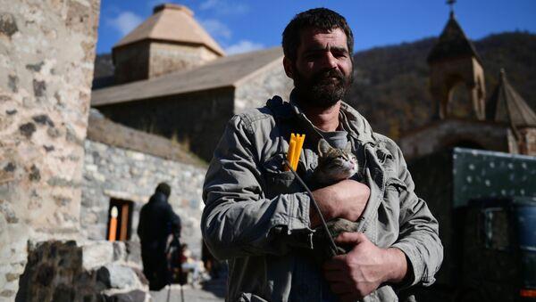 Nagorno-Karabakh - Sputnik Italia