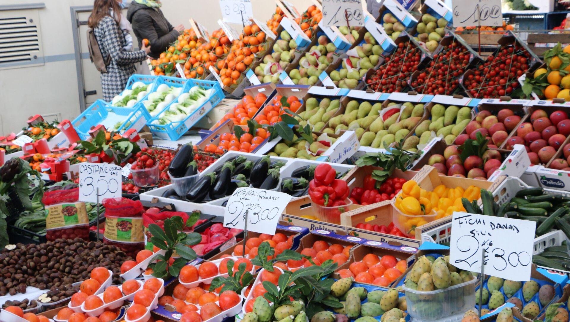 Frutta e verdura - Sputnik Italia, 1920, 07.04.2021