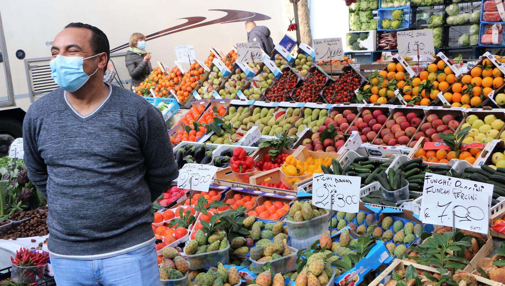 L'Italia del Covid ha sprecato meno cibo: solo 27 chili a testa - Sputnik Italia, 1920, 05.02.2021
