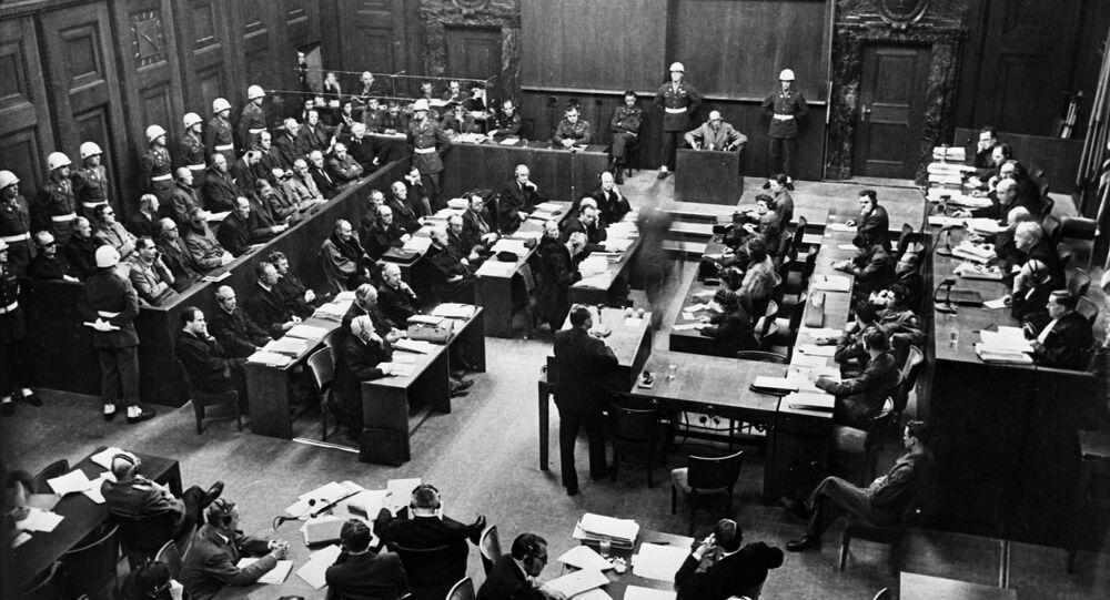 Processo di Norimberga contro i crimini di guerra nazisti