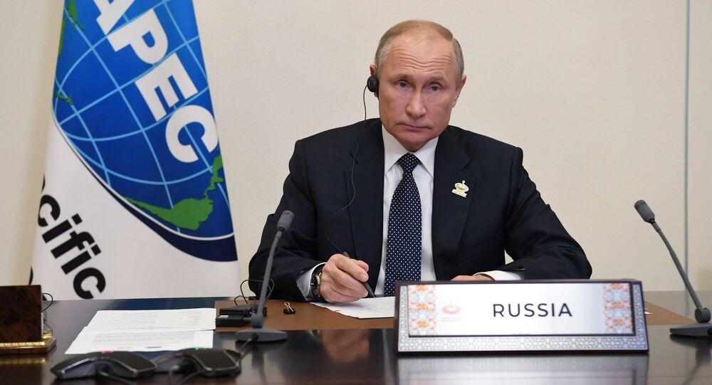 Putin al vertice Apec