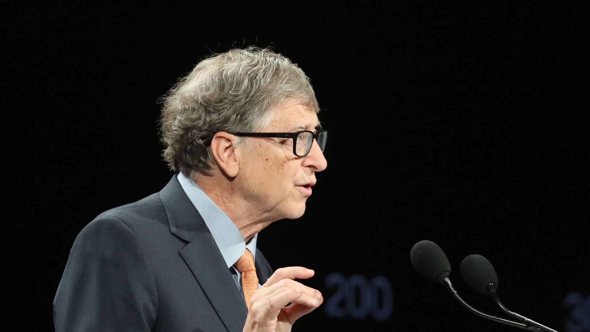 Bill Gates - Sputnik Italia, 1920, 19.02.2021