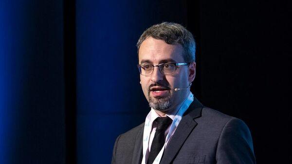 Coordinatore nazionale della rete italiana per il disarmo Francesco Vignarca - Sputnik Italia