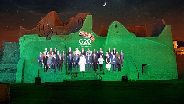 La riunione G20 - Sputnik Italia