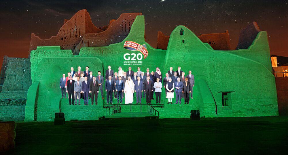 Vertice G20