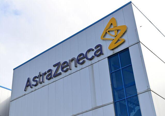 Sede della casa farmaceutica britannica AstraZeneca