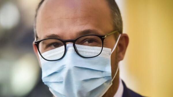 Davide Faraone, senatore Italia viva - Sputnik Italia