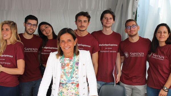 Antonella Polimeni, rettrice dell'Università La Sapienza - Sputnik Italia