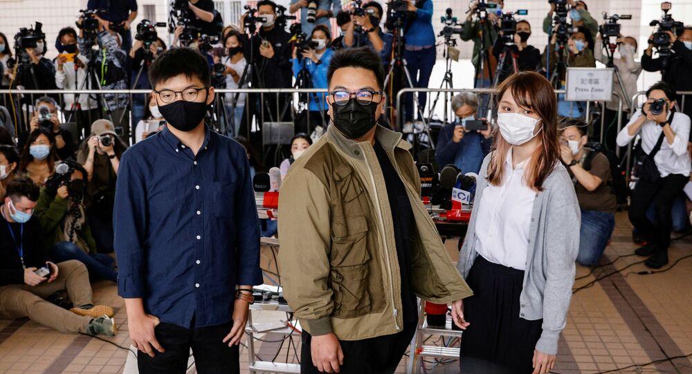 Hong Kong, il coraggio degli oppositori