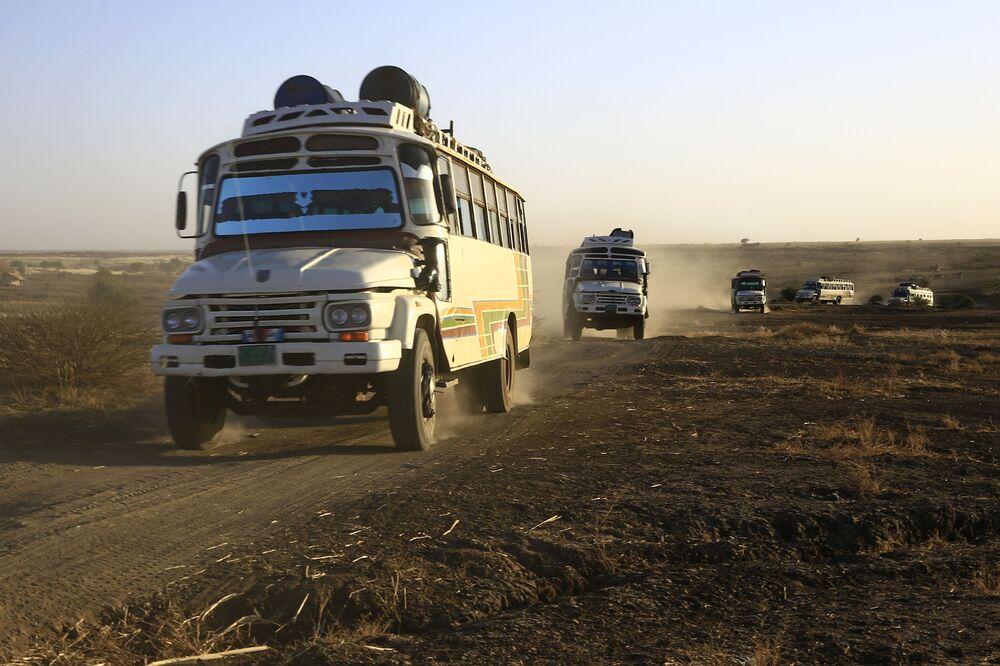 Sono almeno 25.000 le persone in fuga dalle zone di conflitto dell'Etiopia del Nord che stanno cercando rifugio nel vicino Sudan.