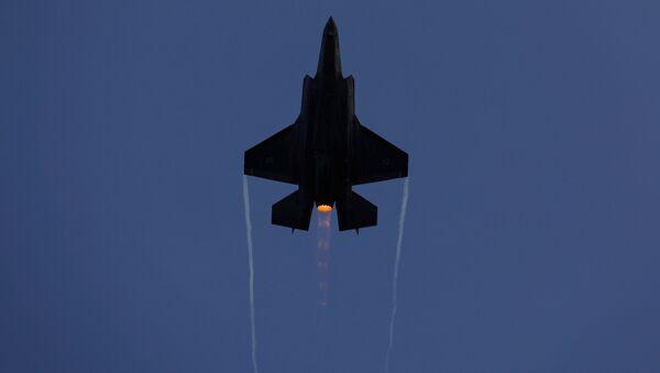Caccia F-35 di Israele - Sputnik Italia