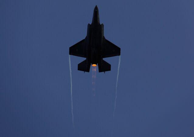 F-35, caza israelí