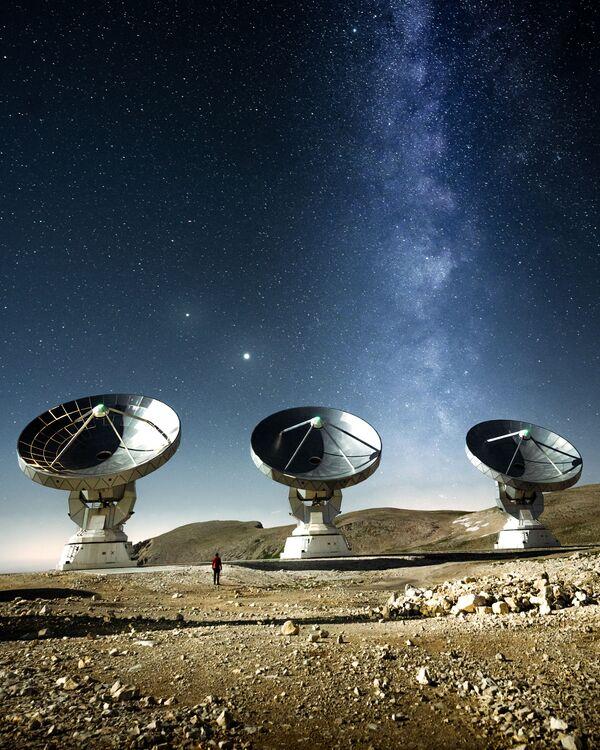 La foto del fotografo francese Mathēo - Sputnik Italia