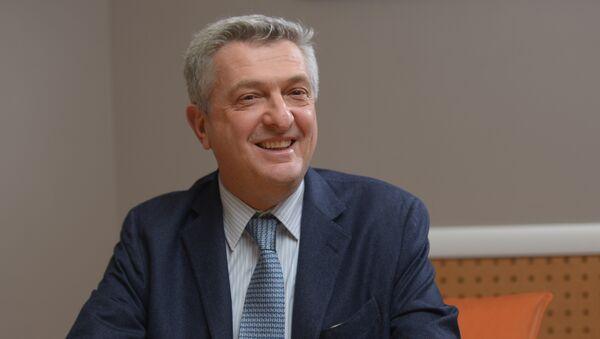 Filippo Grandi - Sputnik Italia