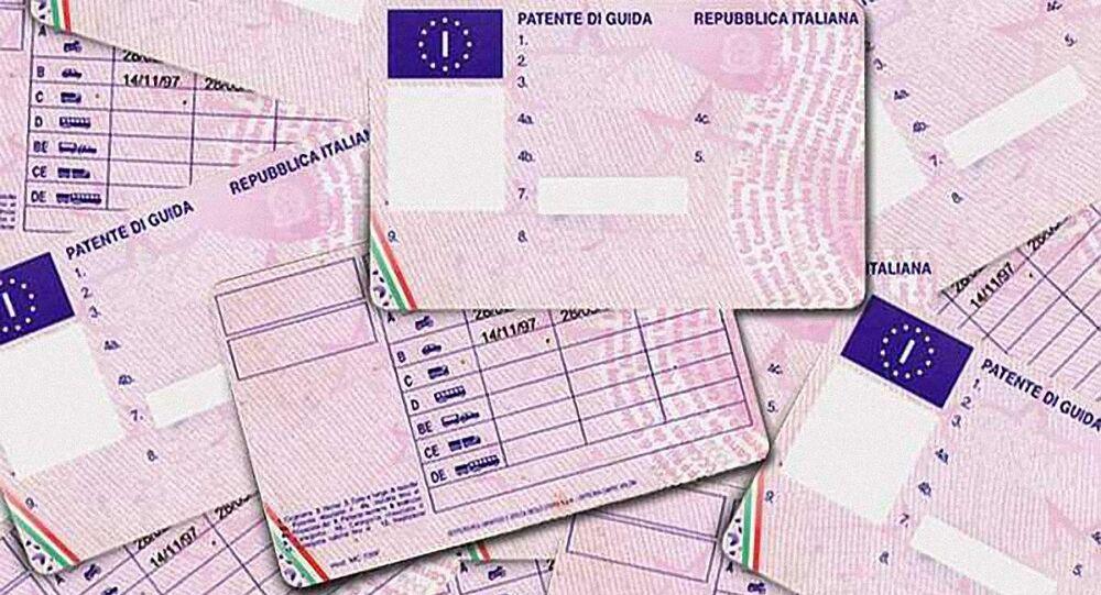 Patente di guida italiana, autorizzazione amministrativa necessaria per poter condurre veicoli a motore