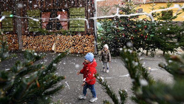 Natale in Germania - Sputnik Italia