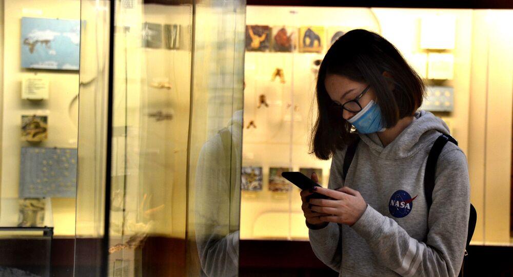 Coronavirus in Russia - Novembre 2020, museo paleontologico