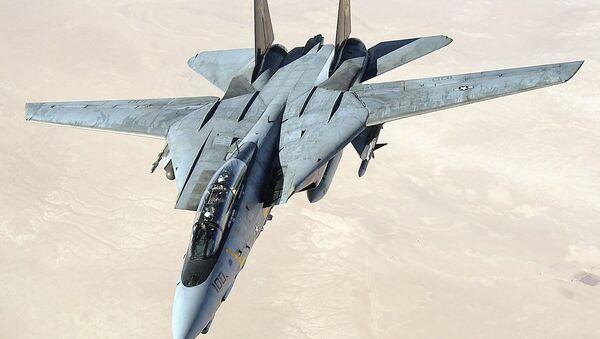 F-14D Tomcat - Sputnik Italia