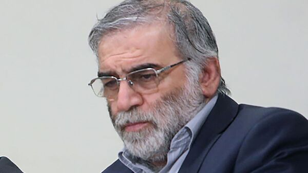 El físico nuclear iraní, Mohsen Fakhrizadeh - Sputnik Italia