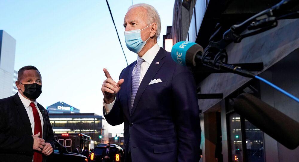 Joe Biden, presidente eletto Stati Uniti d'America
