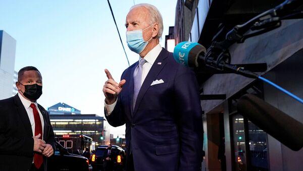 Joe Biden, presidente eletto Stati Uniti d'America - Sputnik Italia
