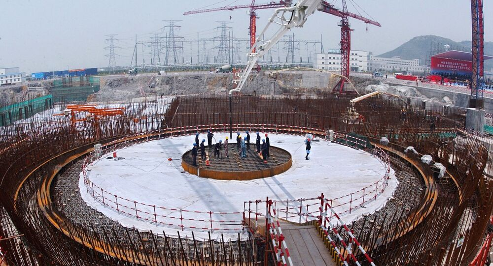 Centrale nucleare Hualong One Cina