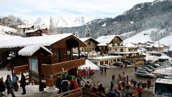 Turismo invernale sulle Alpi - Sputnik Italia