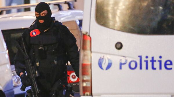 Polizia in Belgio - Sputnik Italia