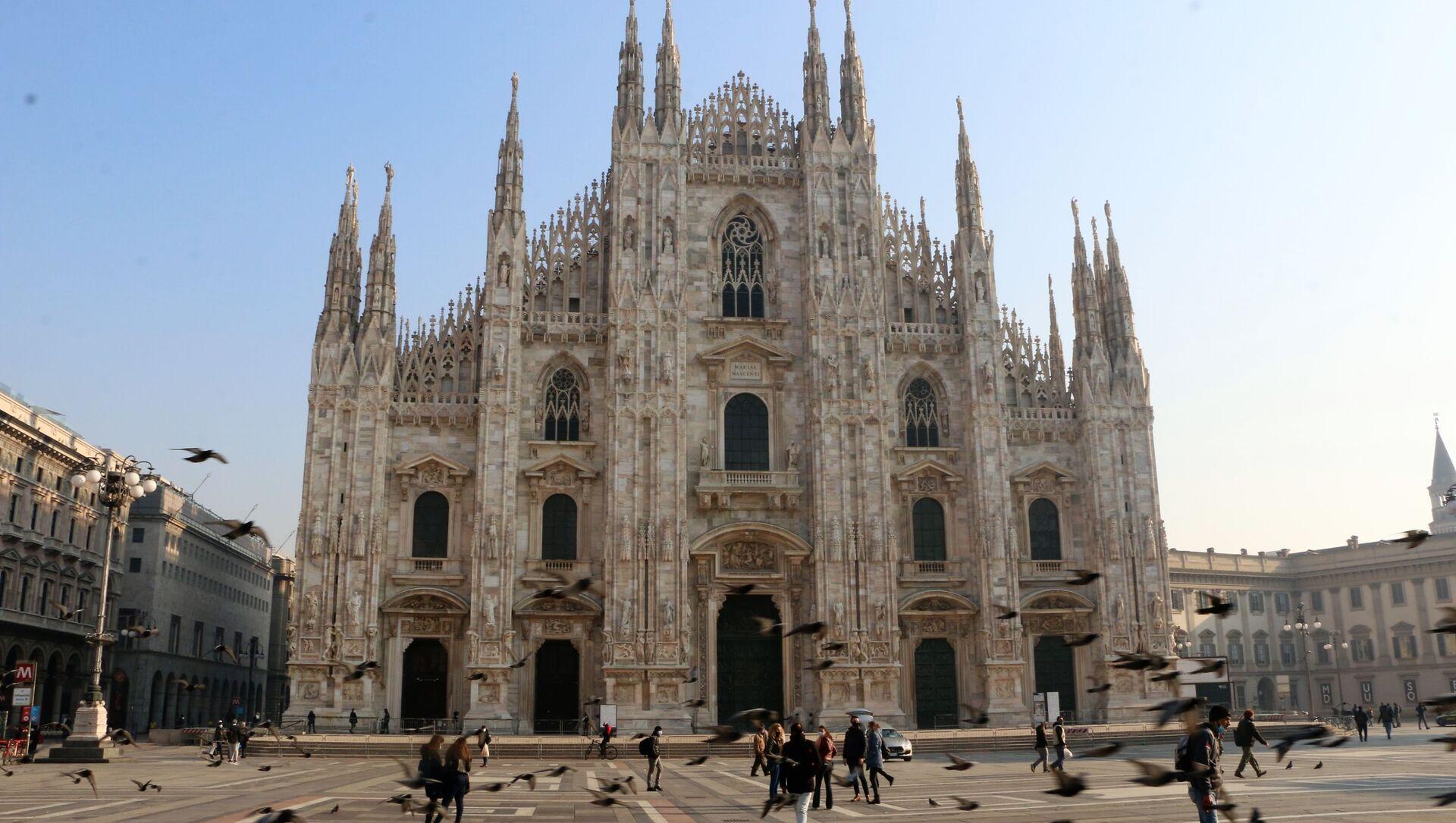 Duomo di Milano - Sputnik Italia, 1920, 30.03.2021