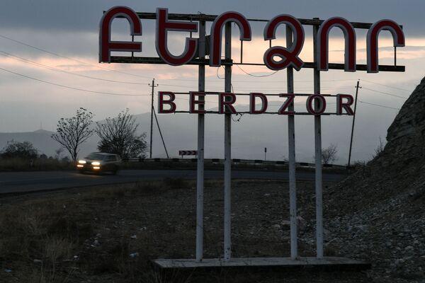 Città di Lachin (Berdzor) nel Nagorno-Karabakh - Sputnik Italia