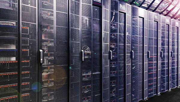 Supercomputer davinci-1 di Leonardo - Sputnik Italia