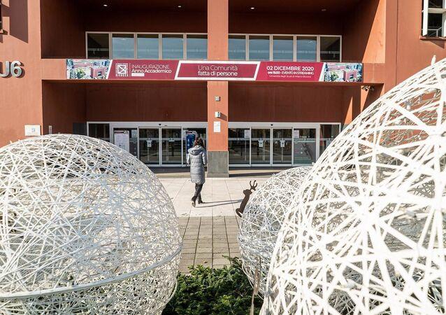 Inaugurazione anno accademico Milano Bicocca