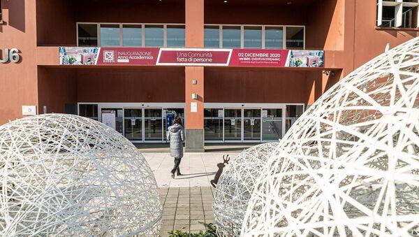 Inaugurazione anno accademico Milano Bicocca - Sputnik Italia