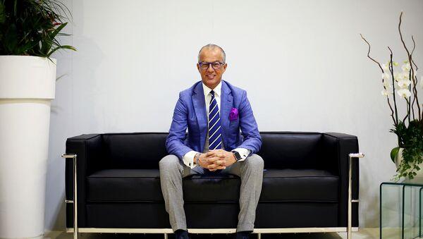 Cirillo Marcolin, presidente Confindustria Moda - Sputnik Italia