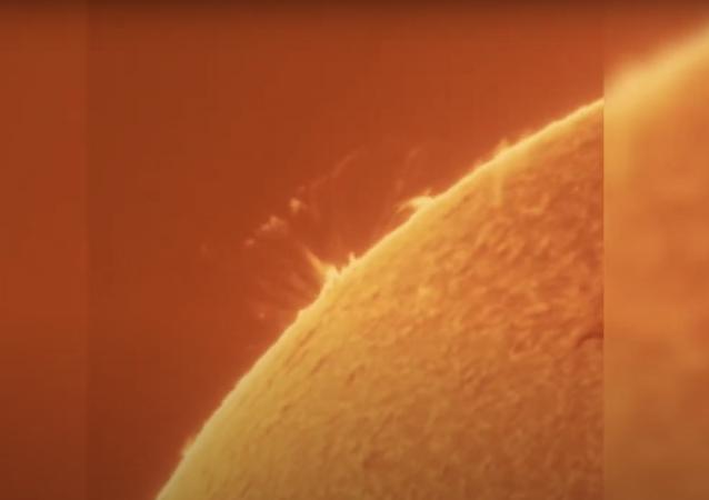 Il più potente brillamento solare degli ultimi tre anni