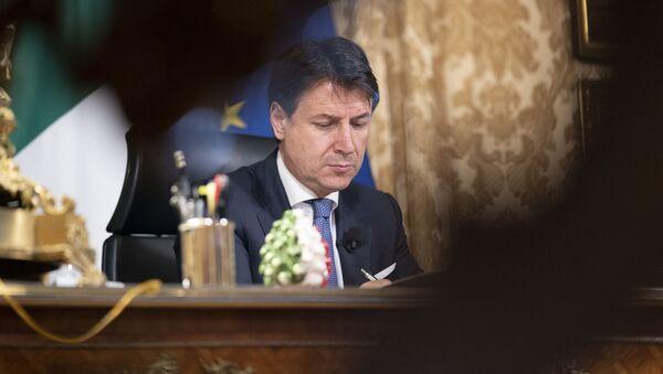 Il presidente del Consiglio  - Sputnik Italia