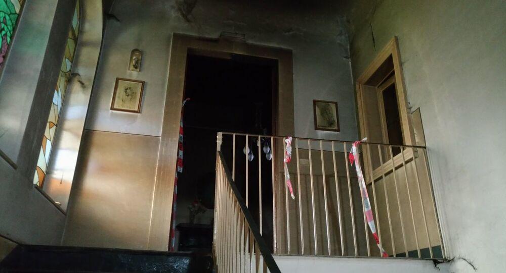 Reportage sul prete ammazzato a Catania