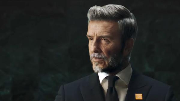 David Beckham nel video per Malaria No More UK - Sputnik Italia