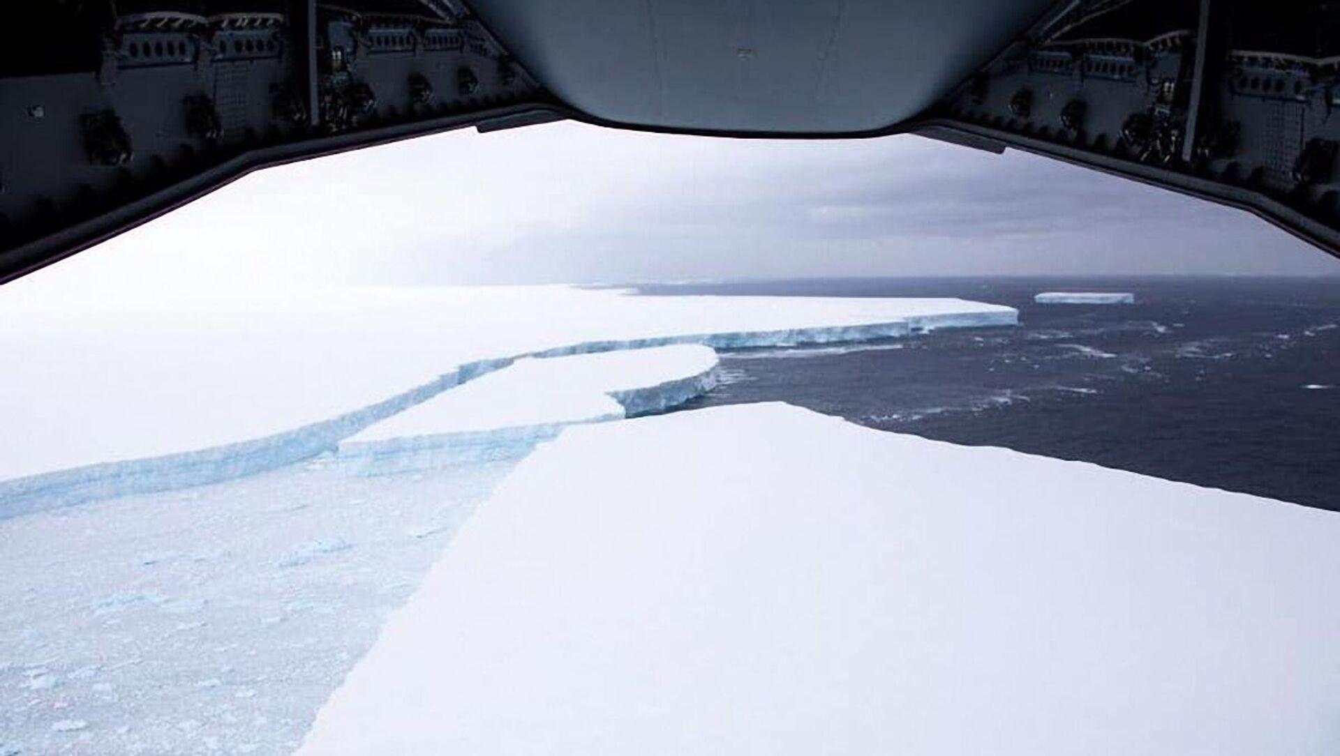 L'iceberg A68a - Sputnik Italia, 1920, 18.04.2021