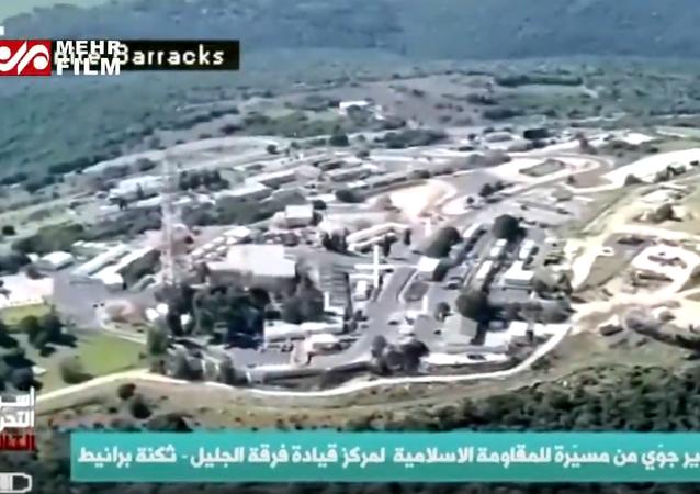 Droni di Hezbollah nel territorio israeliano