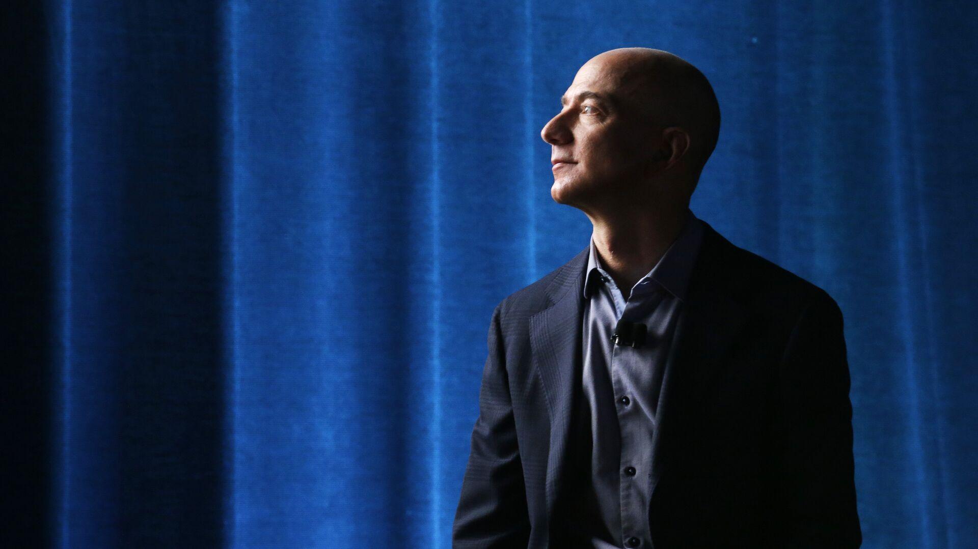 Jeff Bezos, proprietario di Amazon  - Sputnik Italia, 1920, 07.09.2021