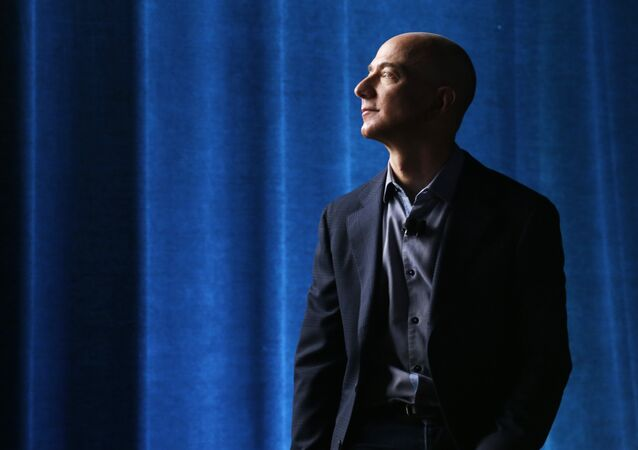 Jeff Bezos, proprietario di Amazon