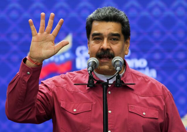 Nicolás Maduro presidente del Venezuela